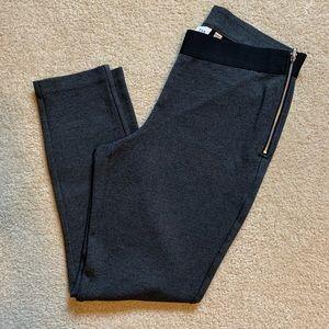 Gap side zip Ponte leggings